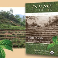 Mint Puerh from Numi Organic Tea