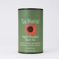 English Breakfast Black Tea from Tea District