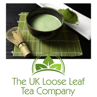 Matcha Green Tea from The UK Loose Leaf Tea Company