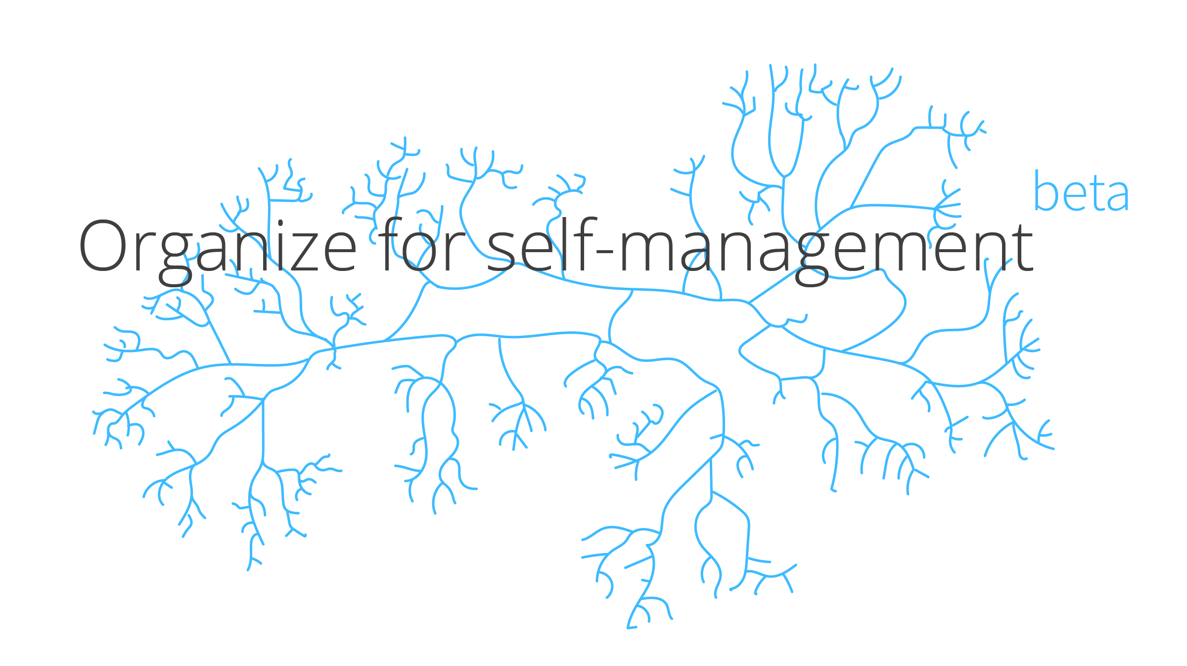 Organize for Self Management