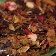 Chá morango e framboesa from Dr. Oetker