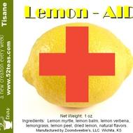 Lemon - AID from 52teas