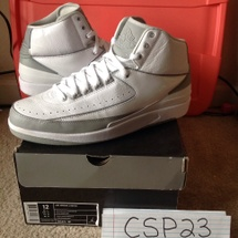 Air Jordan Retro 2 NDS 25th Anniversary SZ 12