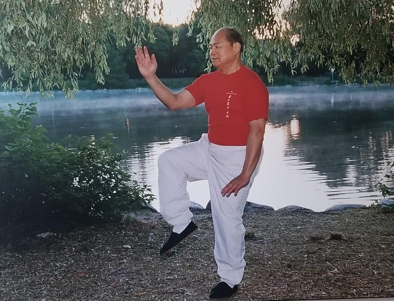 Grandmaster Weizhao Wu