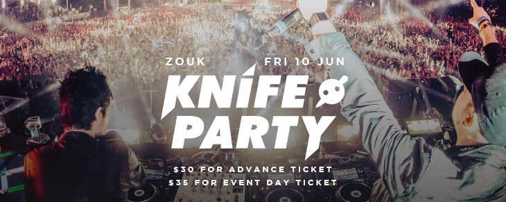 EP!C Presents Knife Party