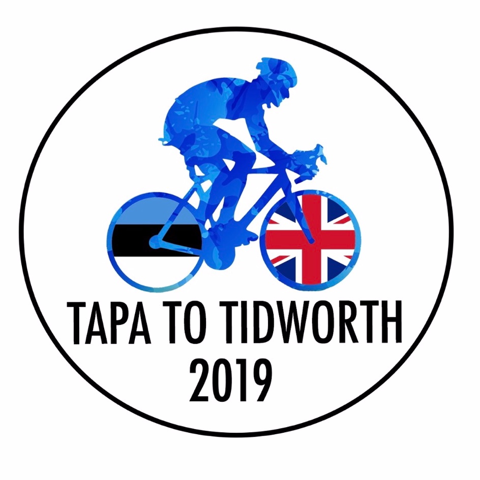 Tapa To Tidworth Cycle Challenge 2019
