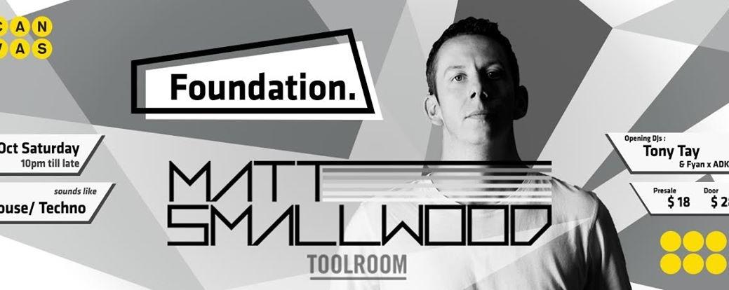 Matt Smallwood (Toolroom Records, UK)