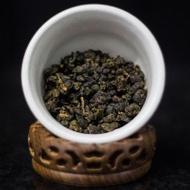 Charcoal Roasted Yushan High Mountain Oolong from Beautiful Taiwan Tea Company