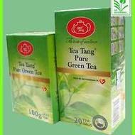 green tea from Tea Tang