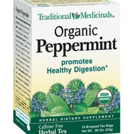 Organic Peppermint from Traditional Medicinals