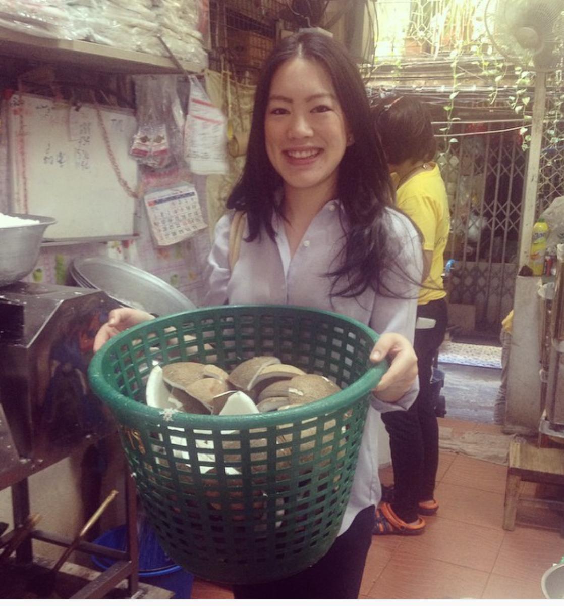 Kitchen Connection Posts: Featured Cheffie: Melissa From Thailand