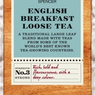 English Breakfast loose tea from Marks & Spencer Tea