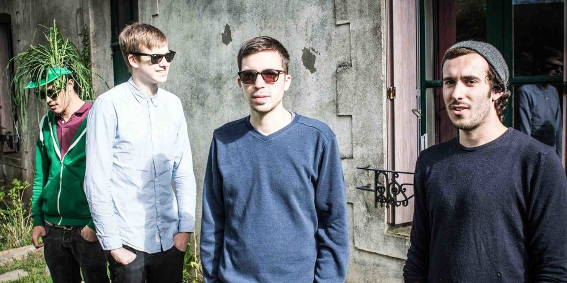 French math rock band Totorro are coming to Singapore (not Mexico)