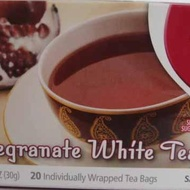 Pomegranate White Tea from Safeway