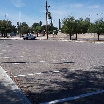 Parking Lot East