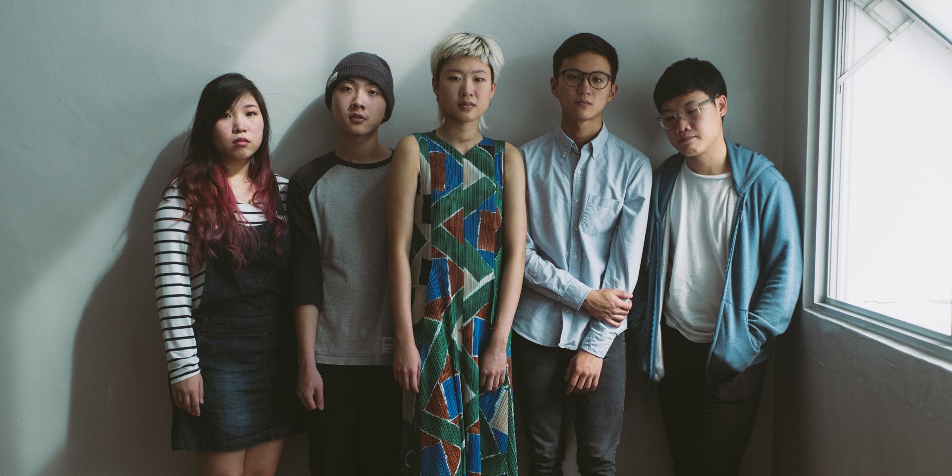本地乐团Cosmic Child下个月开启中国巡回
