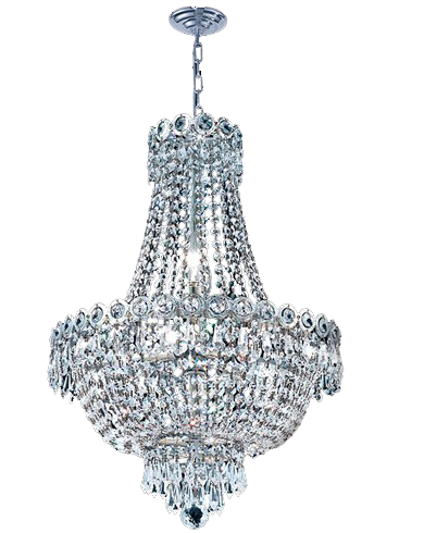 Elegant Crystal Chandelier – Achieve Your Dream Beauty Room