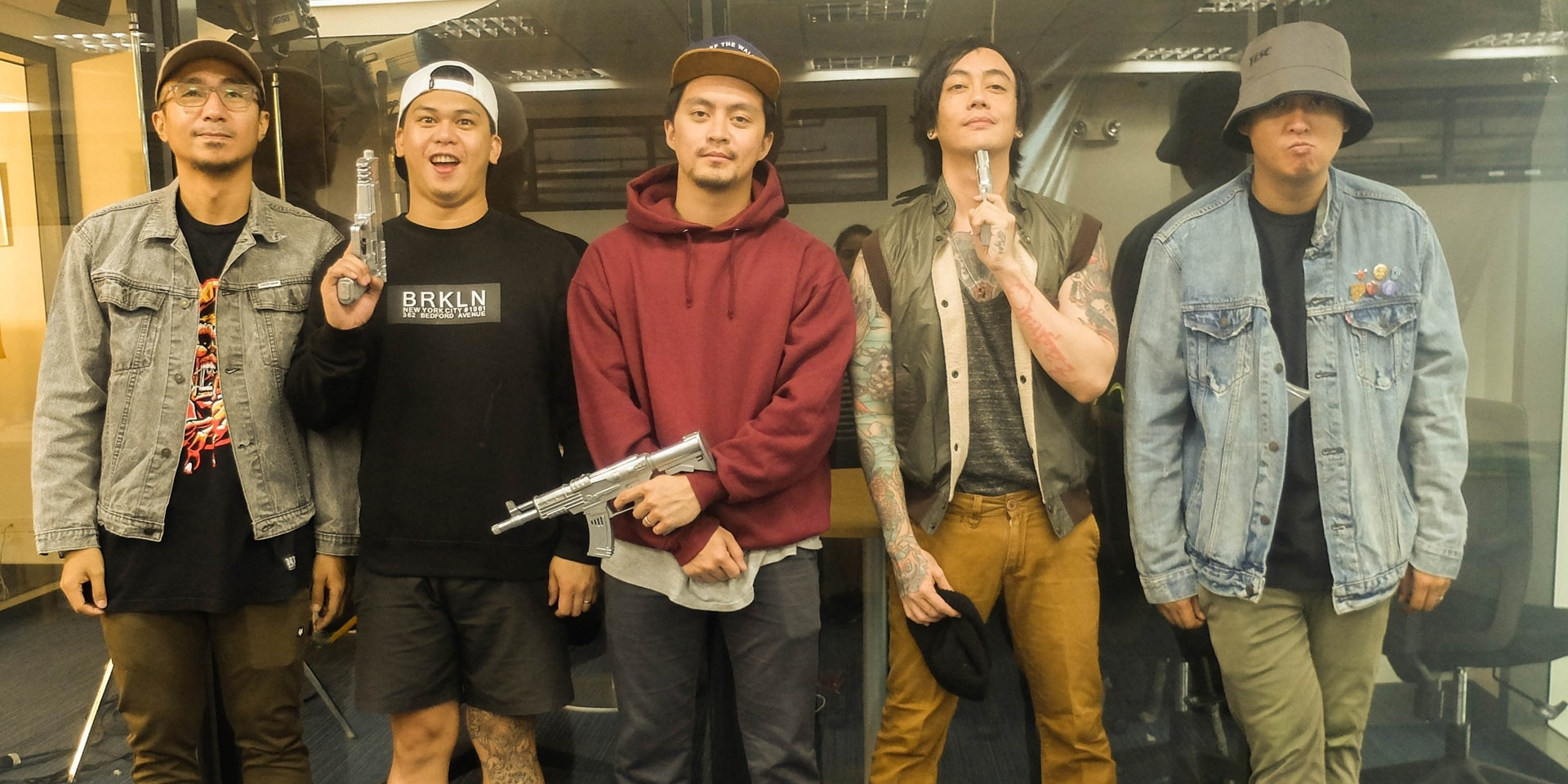 Behind the Lens: Director Kevin Mayuga on returning to the set with Chicosci for 'Revalation!' video