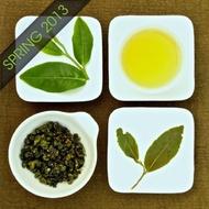 Meishan Jin Xuan High Mountain Oolong tea, Lot 209 from Taiwan Tea Crafts