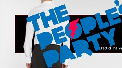 The Vault presents The People's Party