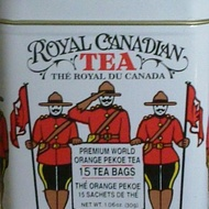 Royal Canadian Tea from The Metropolitan Tea Company