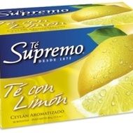 Tea with Lemon Flavor from Te Supremo