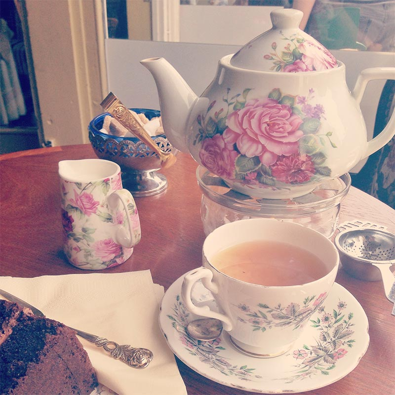 CANDELLA TEA ROOMS
