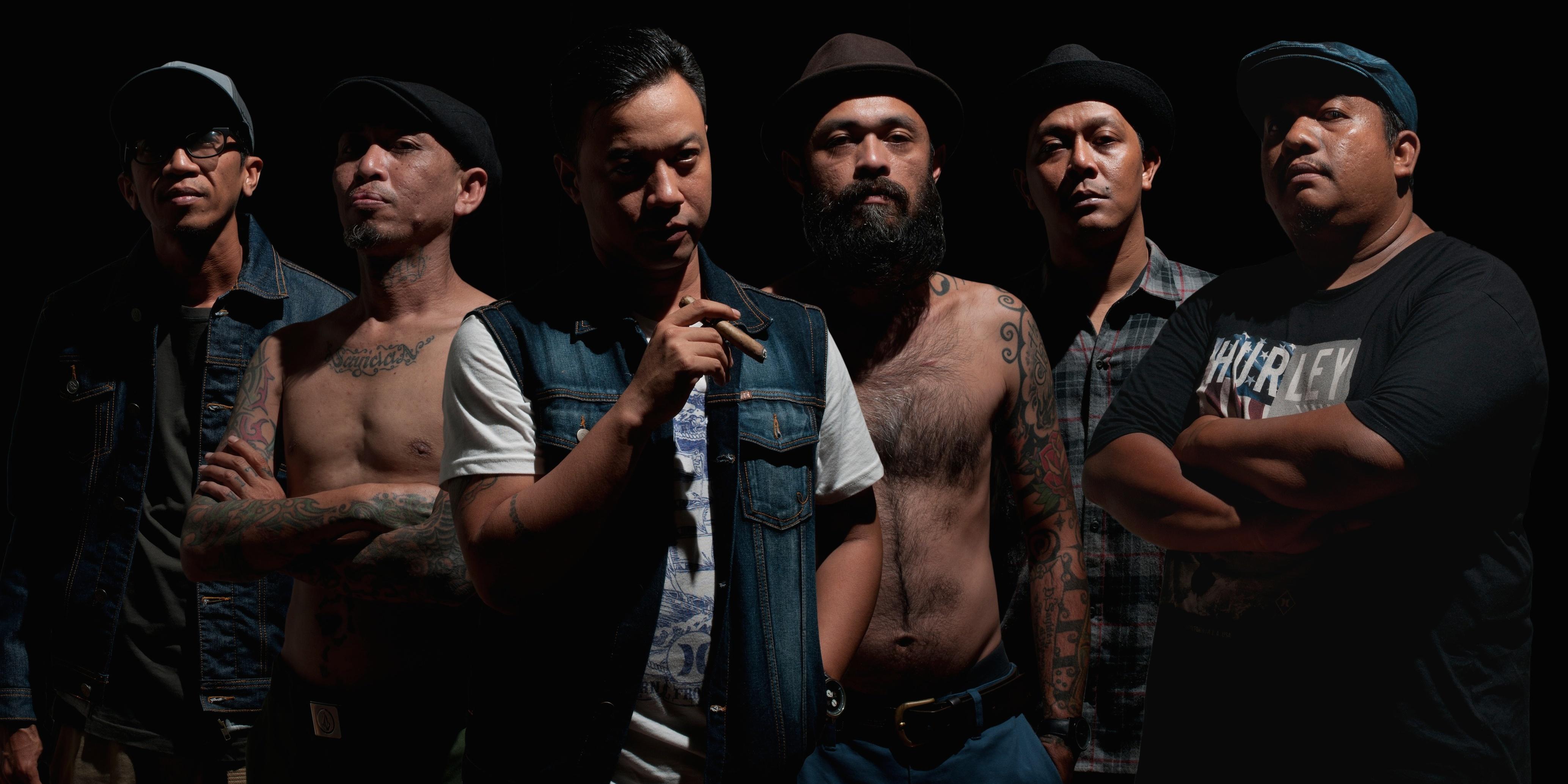Indonesian ska band Shaggydog releases album 'Putra Nusantara' on vinyl