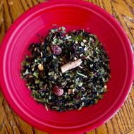 Red Velvet a la Mode from Hackberry Tea