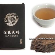 2009 Fu Cha brick from Ya-Ya House of Excellent Teas