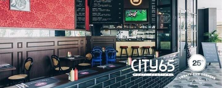 CITY65 Music X 25 Degrees Pop-Up Gig: Keith VVolf