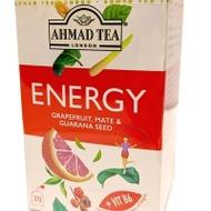 Energy from Ahmad Tea