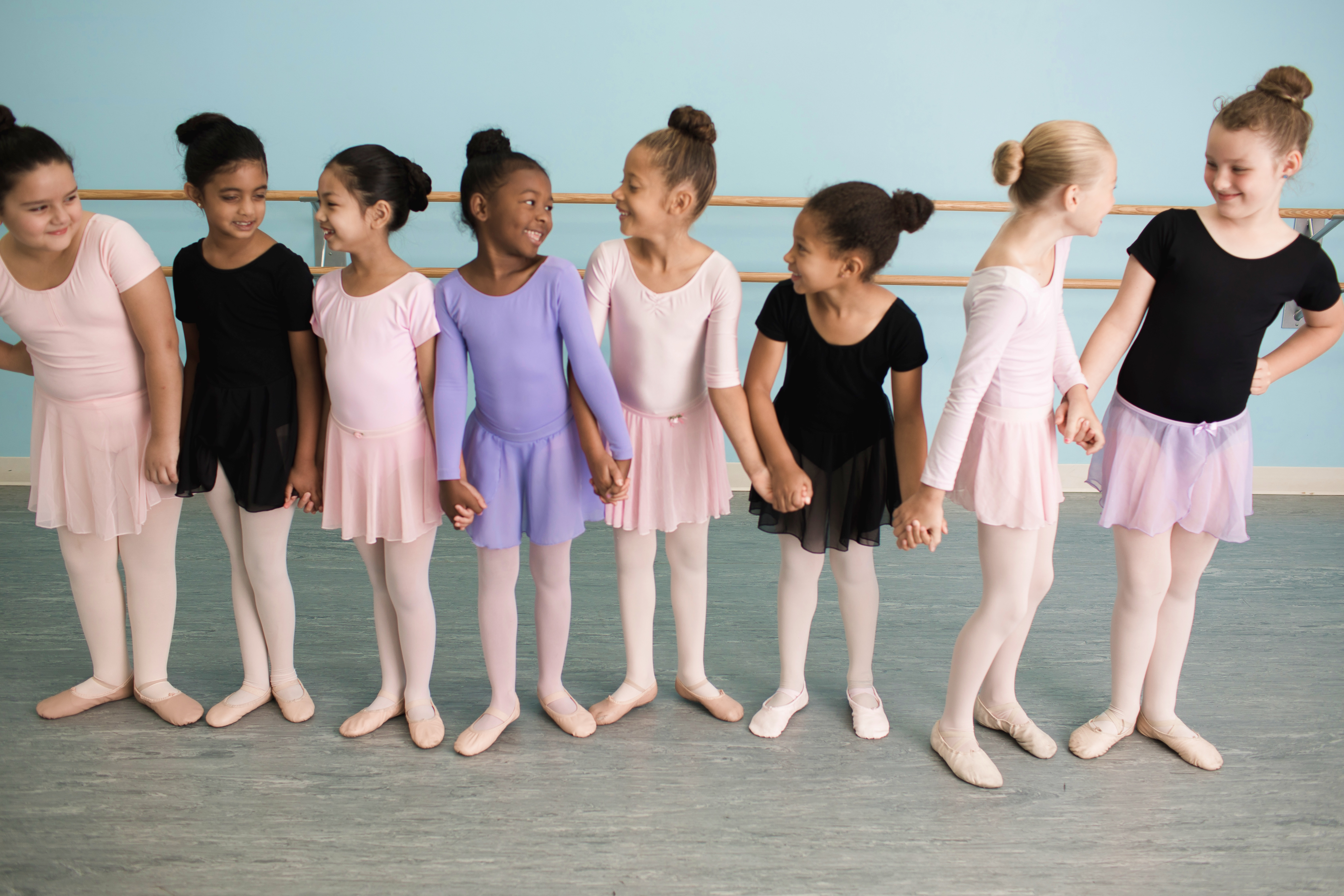 Kaleidoscope Dancers