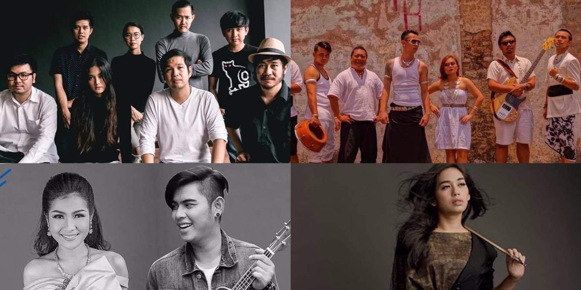 7 more acts from Southeast Asia to join ASEAN Music Festival