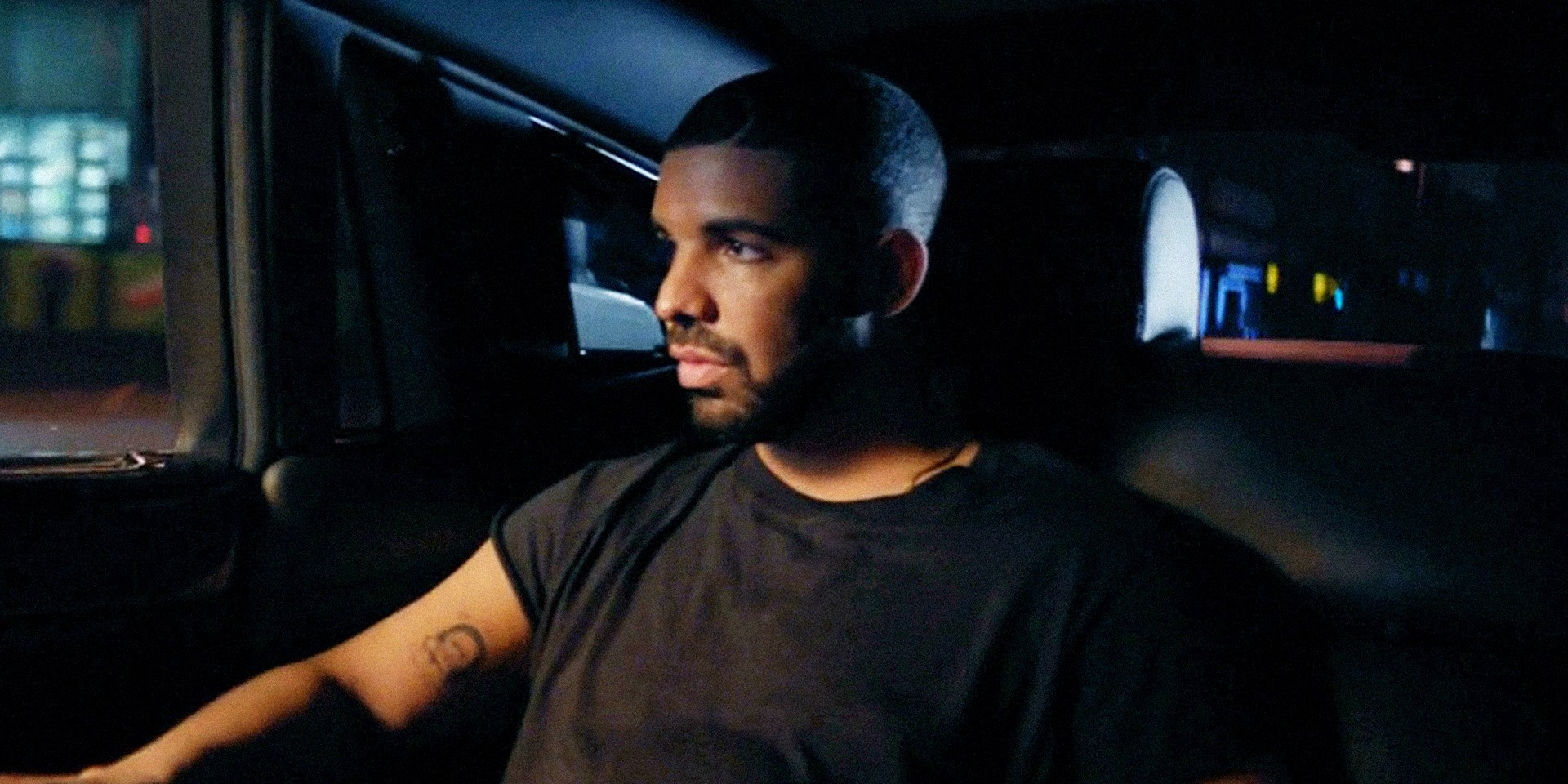 Drake releases a new two-track EP, and he's already come under fire for the artwork