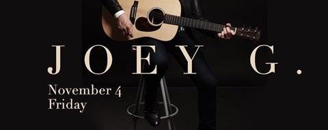 Joey G @ 12 Monkeys Music Hall & Pub