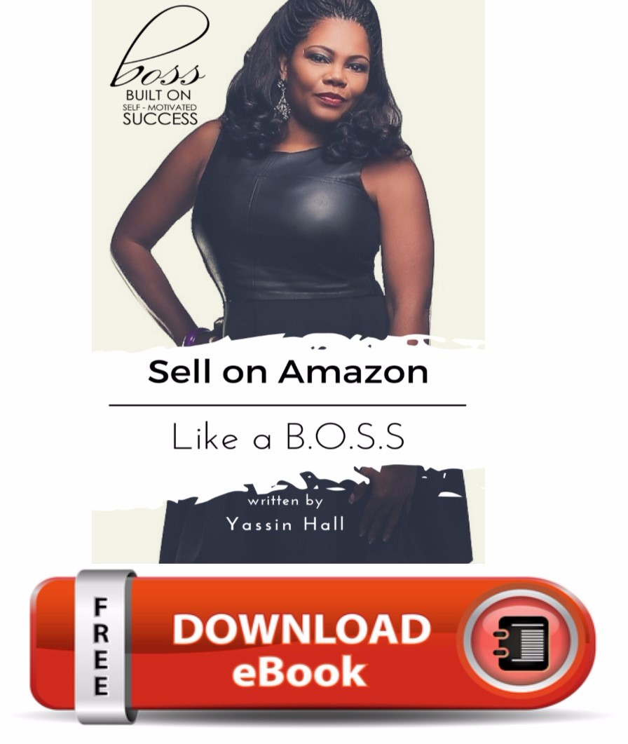 Download FREE Ebook - Sell on Amazon Like a BOSS
