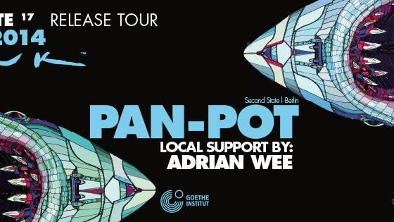 PARA//EL x WATERGATE RECORDS pres. PAN-POT w/ ADRIAN WEE