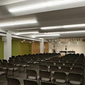 Rines Auditorium
