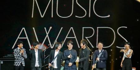 2018 HITO 流行音乐奖颁奖典礼众星云集