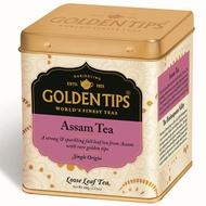 Assam Full Leaf Tea Tin Can By Golden Tips Tea from Golden Tips Tea