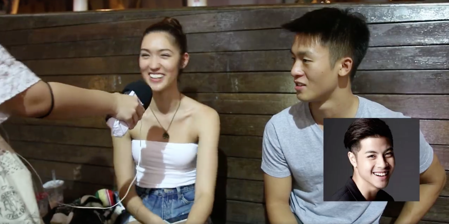 Singaporeans on the street get quizzed on local music
