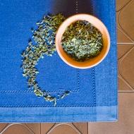 Organic Moroccan Mint Green Tea from Divinitea