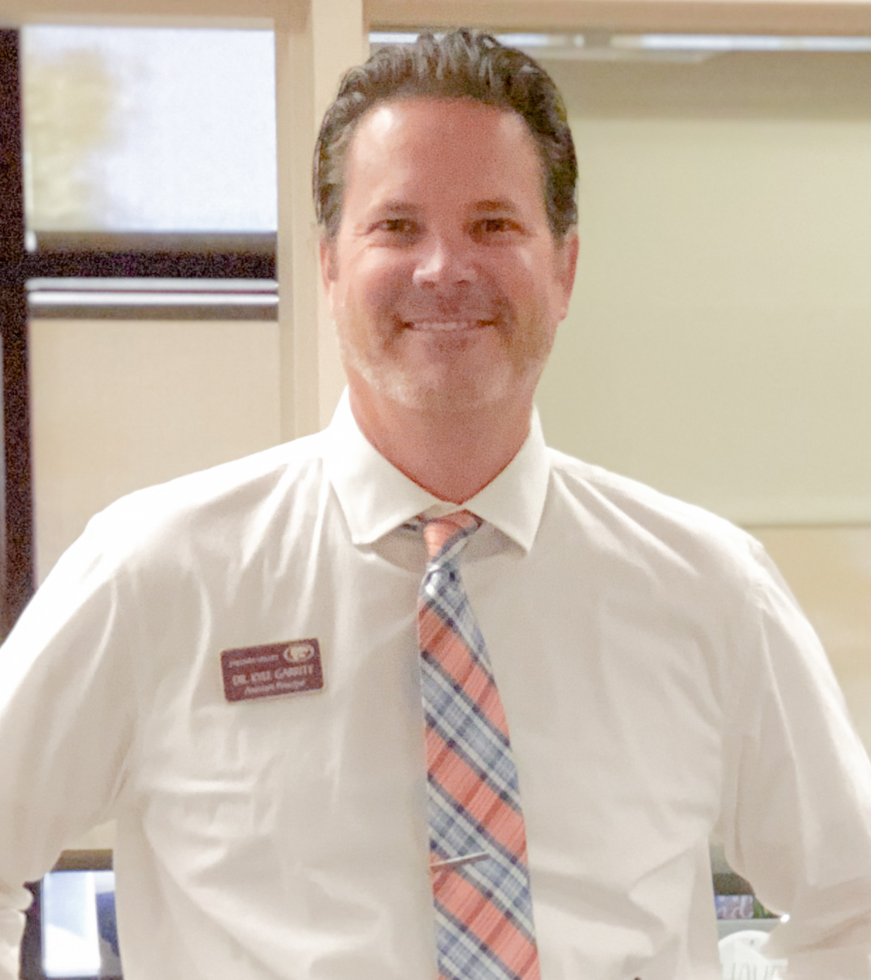 image of Assistant Principal Garrity