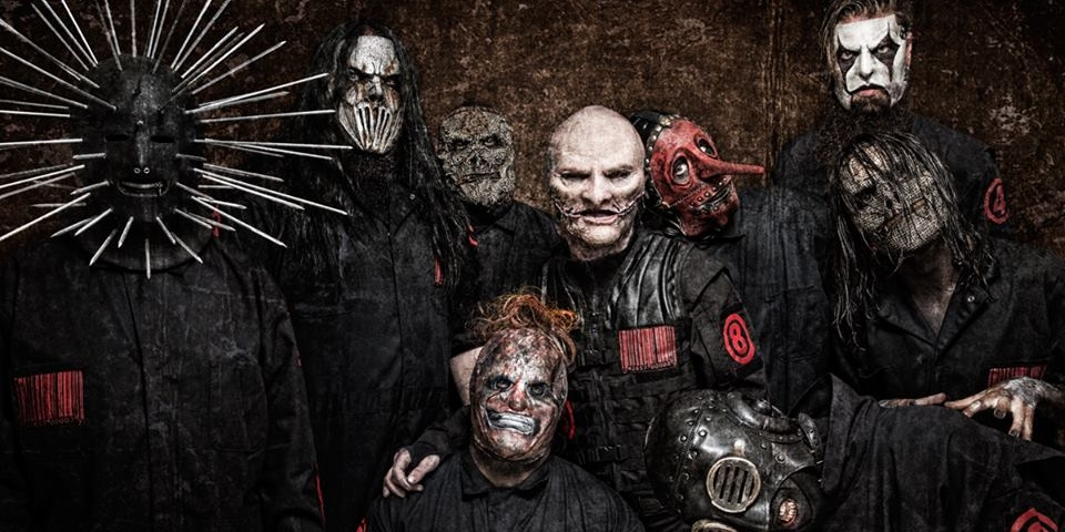 Slipknot is coming to Asia