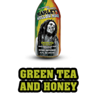 Green Tea and Honey - Marley's Mellow Mood from Marley Beverage Company