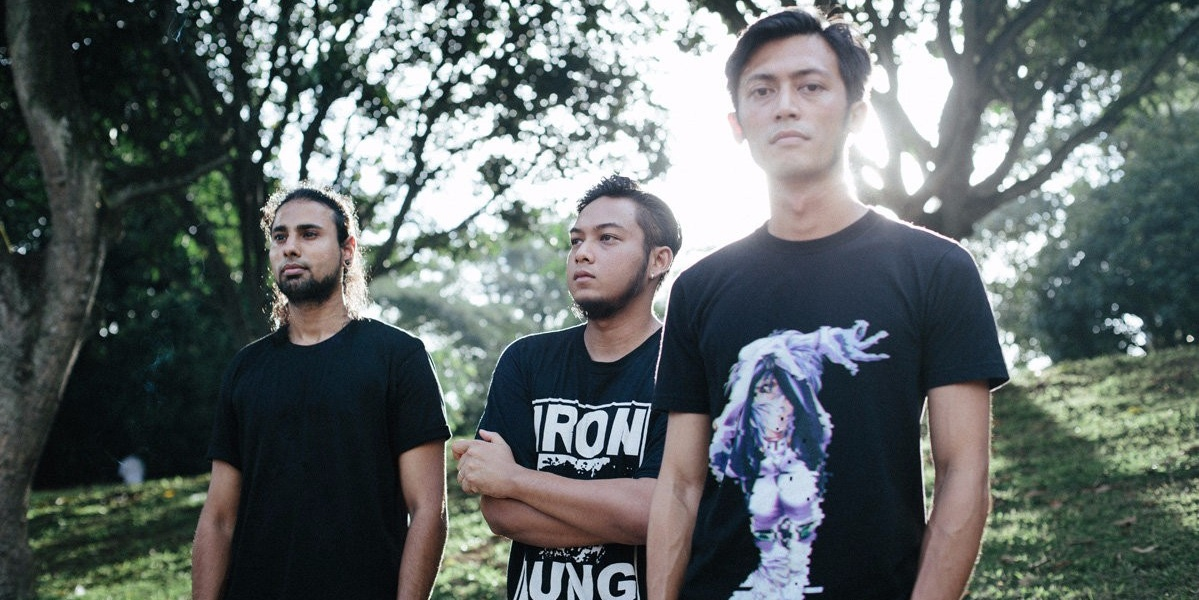 WATCH: Grindcore gods Wormrot unveil music video for feral new single 'Fallen Into Disuse'