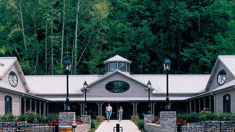 Jack Daniel's Distillery Tour: Lynchburg, Tennessee