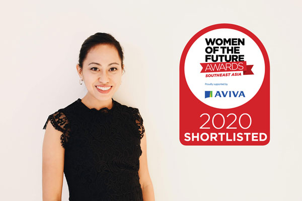 Women of the Future Awards 2020 Joanna Blanding