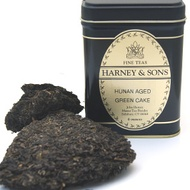 Hunan Aged Green Cake [Out of Stock] from Harney & Sons